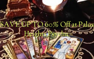 SAVE UP TO 60% Off at Palos Heights Psychic