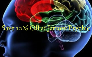 Save 10% Off at Jarrow Psychic