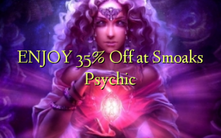 ENJOY 35% Off at Smoaks Psychic