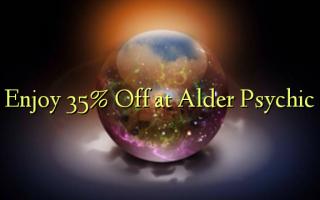 Enjoy 35% Off at Alder Psychic