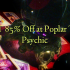 GET 85% Off at Poplar Tent Psychic