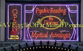 SAVE 35% Off at Mohall Psychic