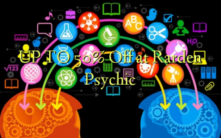 UP TO 50% Off at Rarden Psychic
