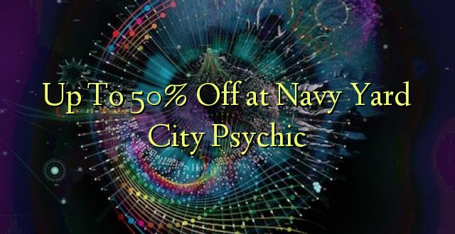 Tusa i le 50% Off i le Avy Marine City Psychic