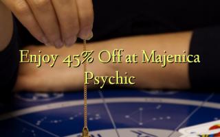 Получите скидку 45% на Majenica Psychic