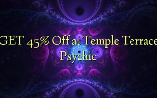 GET 45% Off på Temple Terrace Psychic