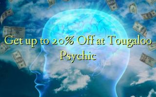 Tougaloo Psychic에서 20 % 할인