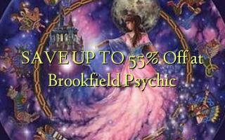SPAR OP TIL 55% Off ved Brookfield Psychic