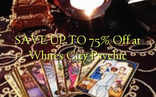 SAVE UP TO 75% Off at Whites City Psychic
