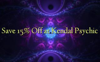 Gem 15% Off ved Kendal Psychic