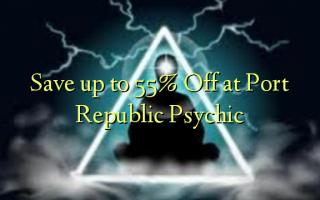 Gem op til 55% Off ved Port Republic Psychic
