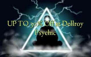 OP TIL 30% Off på Dellroy Psychic