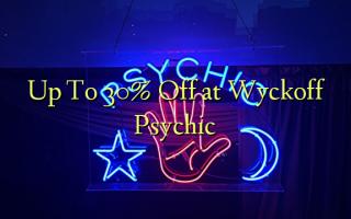 Op til 30% Off ved Wyckoff Psychic