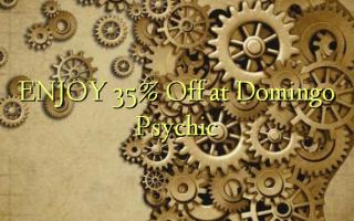 Nyd 35% Off på Domingo Psychic