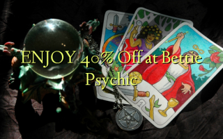 Nyd 40% Off på Bettie Psychic