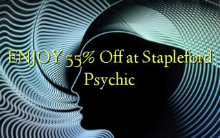 НАСЛАЖДАЙТЕ 55% Off в Stapleford Psychic