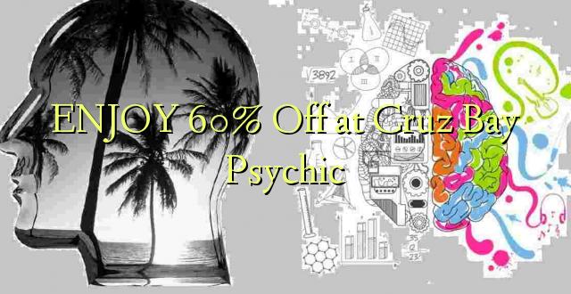Furahia 60% Nenda kwenye Cruz Bay Psychic