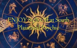 Nyd 85% Off på South Plainfield Psychic