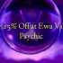 Enjoy 25% Off at Ewa Villages Psychic