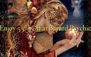 Наслаждайтесь 55% Off в Bayard Psychic