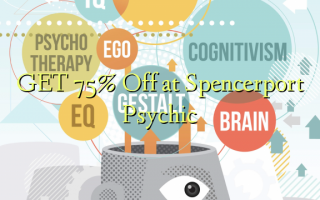 GET 75% Off a Spencerport Psychic