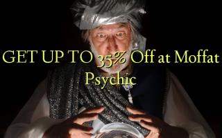 FÅ OP TIL 35% Off på Moffat Psychic