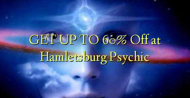 Pata hadi 60% Toka kwenye Hamletsburg Psychic