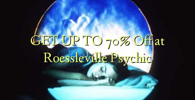 Pata hadi 70% Toka kwenye Roessleville Psychic