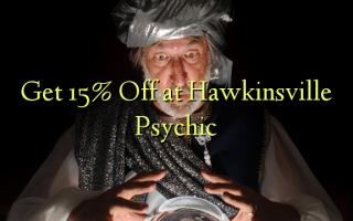 Get 15% Off at Hawkinsville Psychic