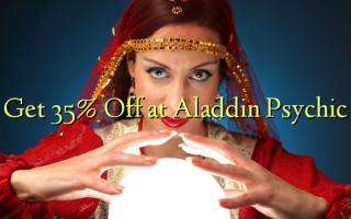 Få 35% Off på Aladdin Psychic