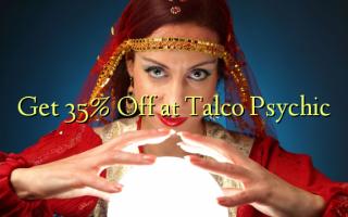 Få 35% Off ved Talco Psychic