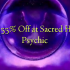 Get 55% Off at Sacred Heart Psychic