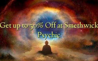 Pata hadi 50% Toka kwenye Smethwick Psychic