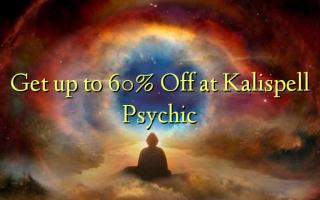 Pata hadi 60% Fungua Kalispell Psychic