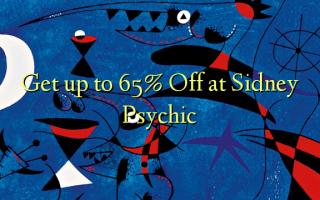 Получить до 65% Off в Сидней Психическое