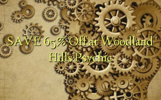 Gem 65% Off ved Woodland Hills Psychic
