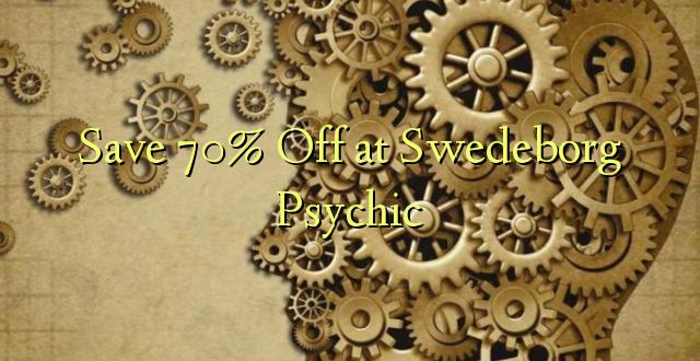 Hifadhi 70% Ondoa kwenye Psychic ya Swedeborg