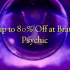 Save up to 80% Off at Bratenahl Psychic