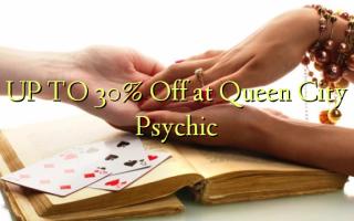 До 30% Off в Queen City Psychic