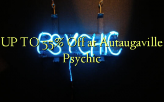 UP TO 55% Off at Autaugaville Psychic