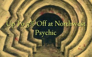 До 5% Off на Northwest Psychic