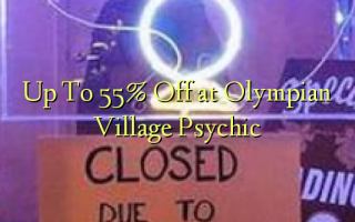 Up To 55% Off at Olympian Village Psychic