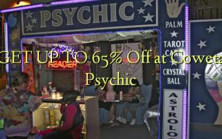 FÅ OP TIL 65% Off på Coweta Psychic