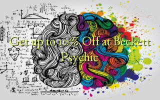 Get up to 10% Off at Beckett Psychic