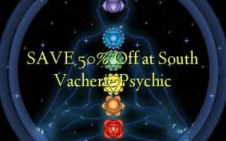 Gem 50% Off ved South Vacherie Psychic