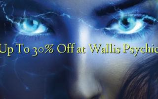 Op til 30% Off ved Wallis Psychic