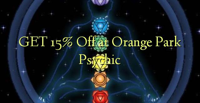 GET 15% Off på Orange Park Psychic