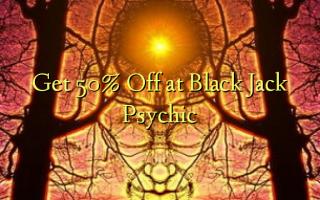 Få 50% Off på Black Jack Psychic