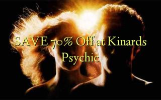 Gem 70% Off ved Kinards Psychic