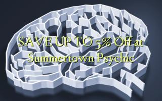 SAVE UP TO 5% Toka kwenye Summertown Psychic